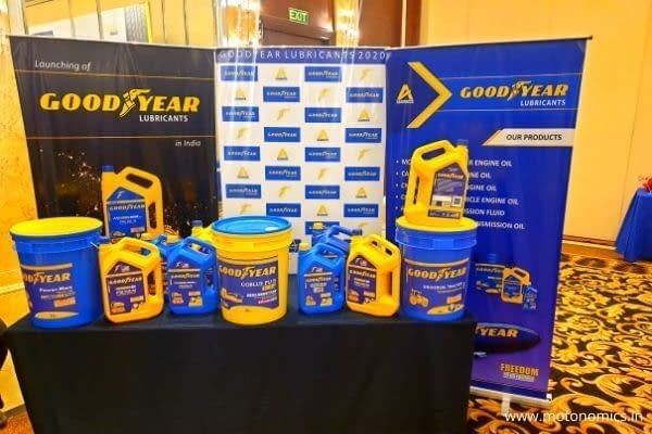 Goodyear forays into automotive lubricants segment in India