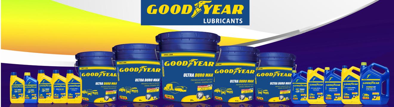 Goodyear Tyres Ventures into Lubricants