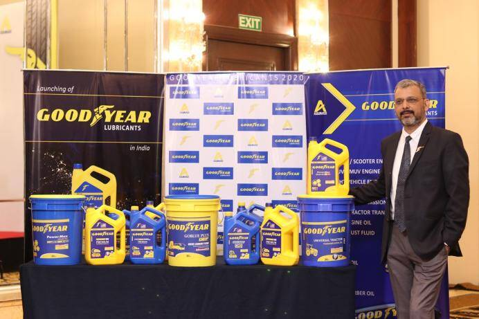 Goodyear to launch new line of engine oils next month in collaboration with